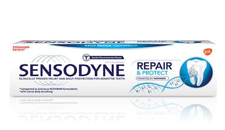 Sensodyne®   Repair and Protect Toothpaste