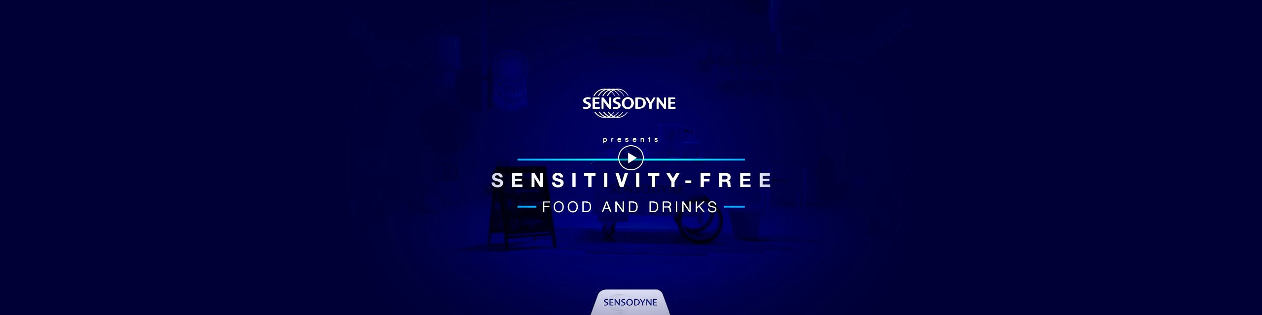 Sensodyne sensitivity free