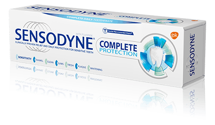 Sensodyne® | Complete Protection Toothpaste