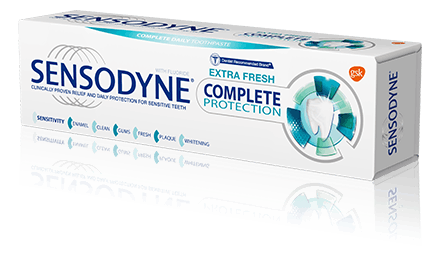 Sensodyne® | Complete Protection Extra Fresh Toothpast