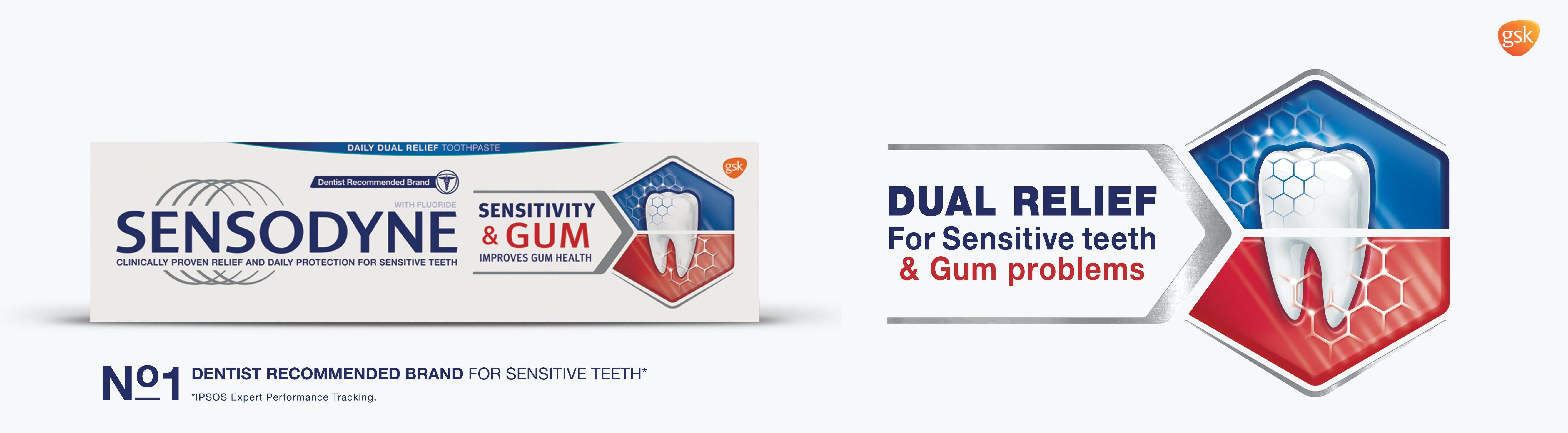 Sensitivity and Gum