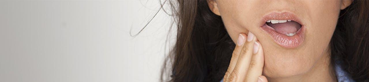 Síntomas de sensibilidad dental