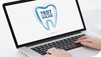 Realiza el Test de Sensibilidad Online de Sensodyne