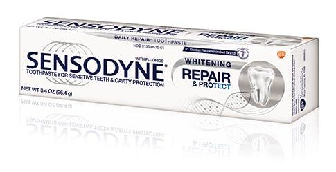 Pasta de dientes Repair and Protect Whitening
