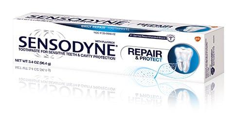Pasta de dientes Repair and Protect