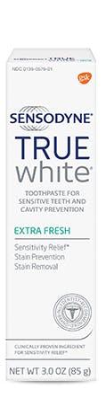 Pasta de dientes TRUE WHITE Extra