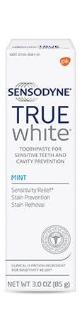 Pasta de dientes TRUE WHITE Mint