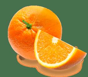 Happamat ruoat, esim. appelsiini, aiheuttavat eroosiota