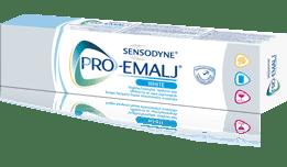 Pro-Emalj® White -hammastahna