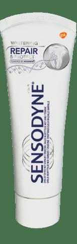 Sensodyne - paras hammastahna vihloville hampaille