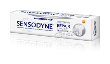 Repair and Protect Whitening dentrifice