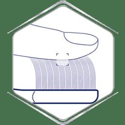 Brosse à dents pour douleurs dentaires