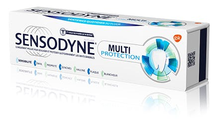 Dentifrice Multi-Protection