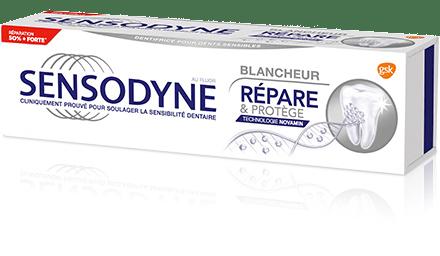 Dentifrice Répare & Protège Blancheur