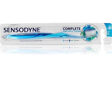 Sensodyne Complete Protection fogkefe