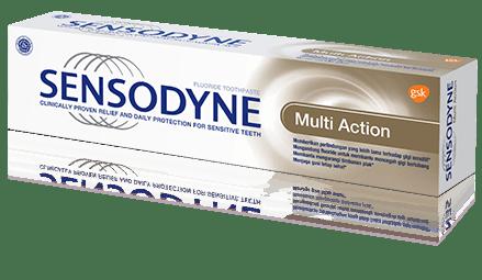 Sensodyne® | Extra Whitening Toothpaste