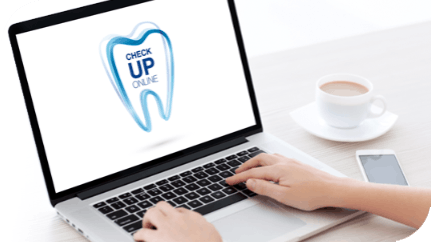 Check-up online di Sensodyne