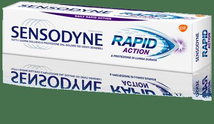 Sensodyne Rapid Action