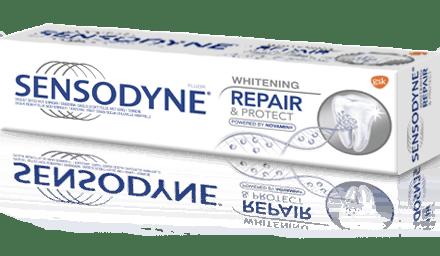 Repair and Protect Whitening tannkrem