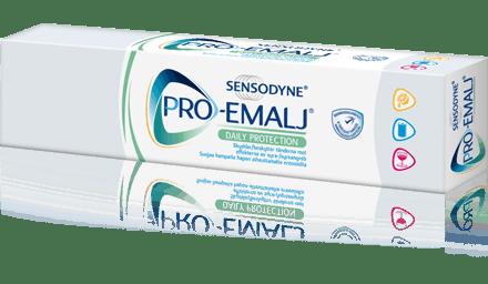 Pro-Emalj® Daglig beskyttelse tannkrem