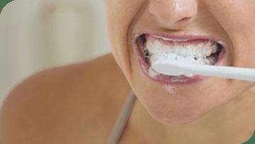 Gevoelige tanden behandelen