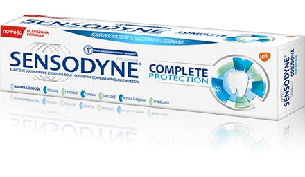 Sensodyne® Complete Protection