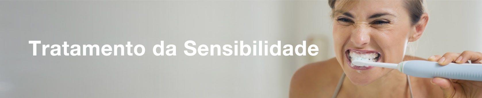 Tratamento da Sensibilidade