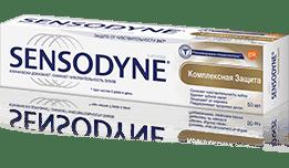 Зубная паста Sensodyne●   Комплексная Защита