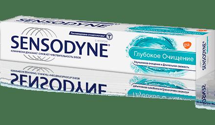 Зубная паста Глубокое Очищение