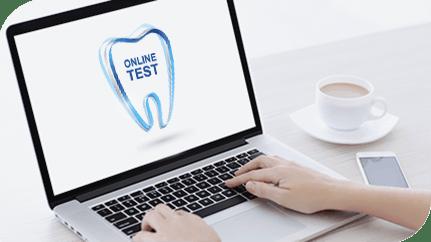 Podrobiť sa online testu Sensodyne