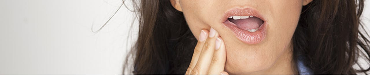 Symtom på ilningar i tänderna