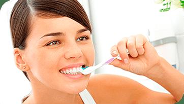 Behandla ilningar i tänderna