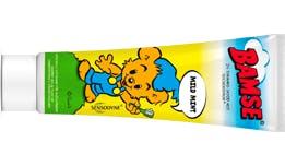 Bamse tandkräm