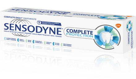 Complete Protection-tandkräm