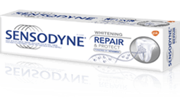 Repair and Protect Whitening-tandkräm