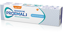 Pro-Emalj® White-tandkräm