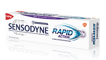 Sensodyne Repair and Protect Whitening