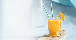 When you drink acidic beverages, do so through a straw.