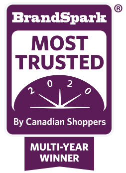 BrandSpark Icon | Most Trusted by Canadian Shoppers