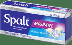Product - Spalt Migräne thumbnail