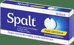 Product - Spalt Plus Coffein N thumbnail