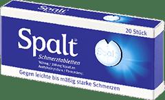 Product - Spalt Schmerztabletten thumbnail