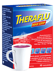Theraflu® ExpressMax® Nighttime Severe Cold & Cough Syrup