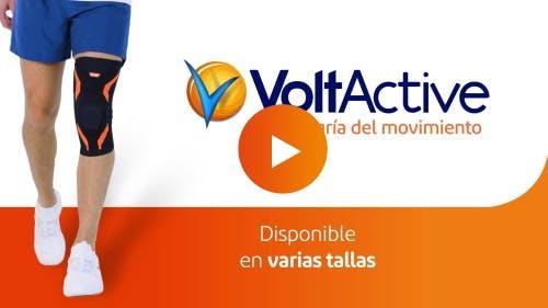 VoltActive knee measuring video