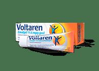 Voltaren Emulgel 11,6 mg/g geel