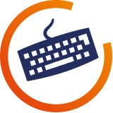 Icône d'un clavier