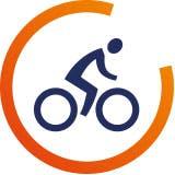 Icône cycliste