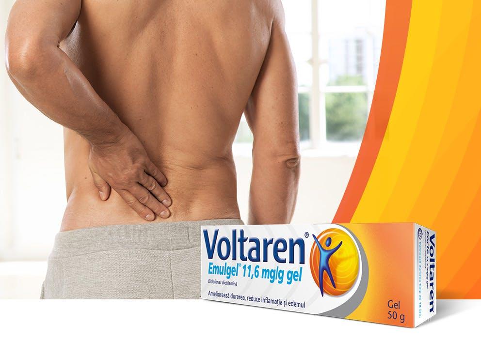 crema de dureri de spate