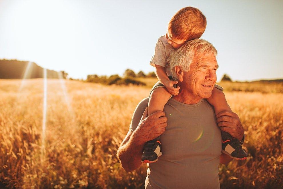 Altern und welche Rolle Schmerzen dabei spielen
