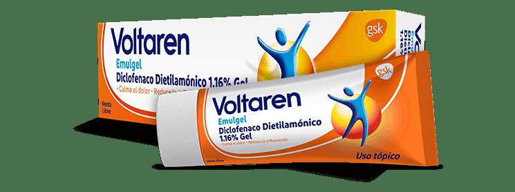 Voltaren® Emulgel product